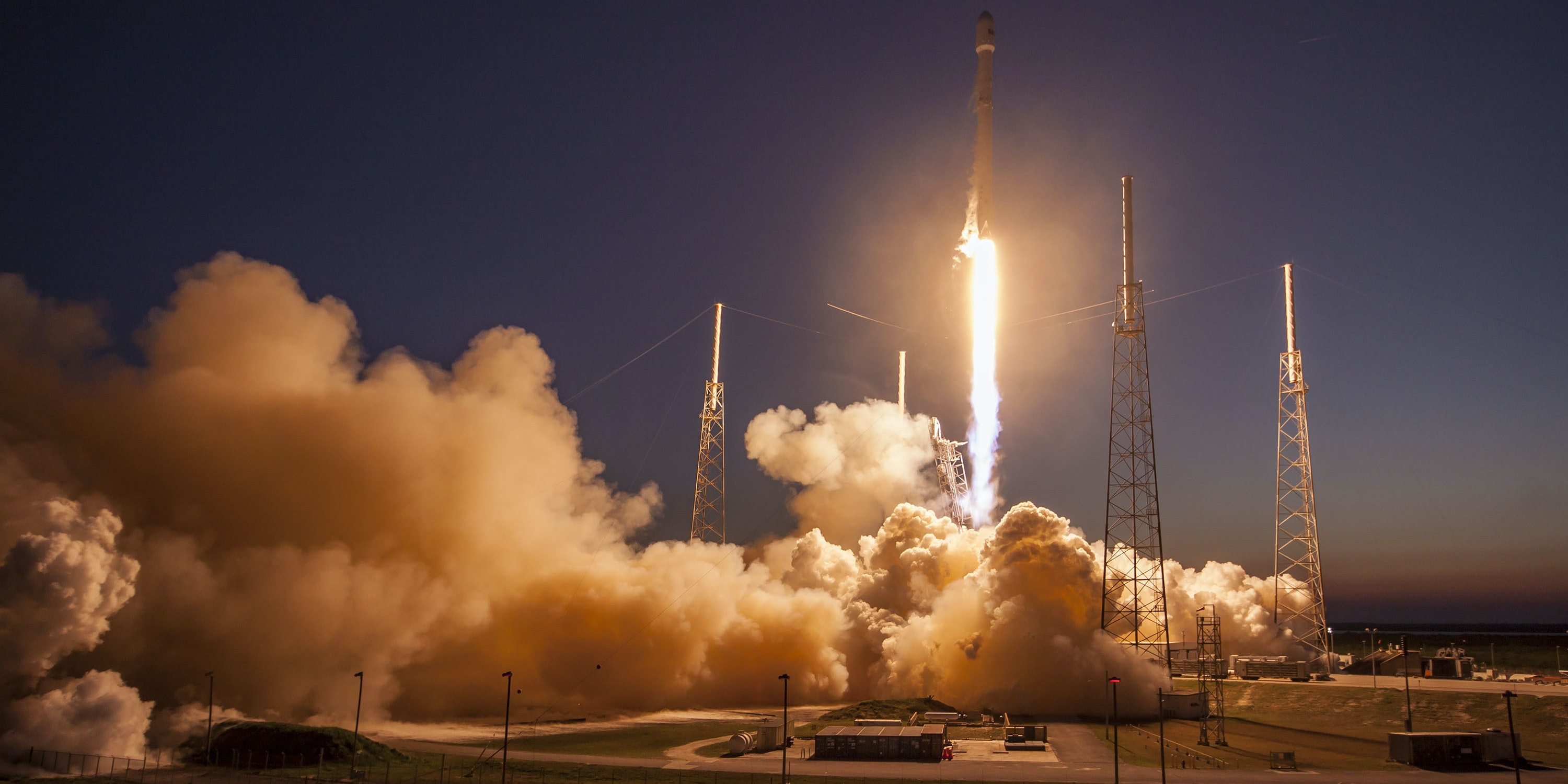 SpaceX Has Picked a Historic Location to Refurbish Its Rockets