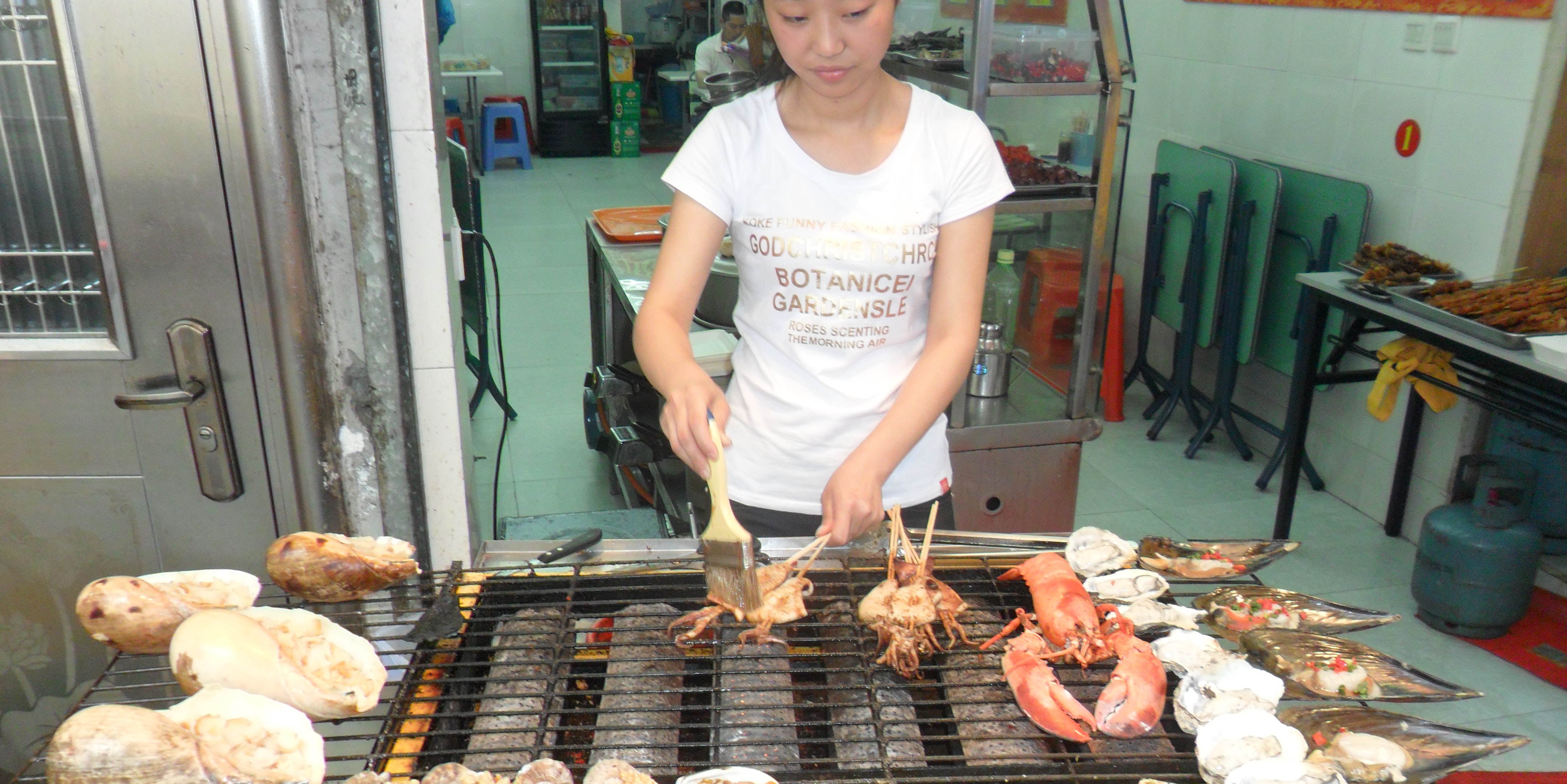 More Carcinogens From Barbecue Absorb Through Your Skin Than Your Lungs