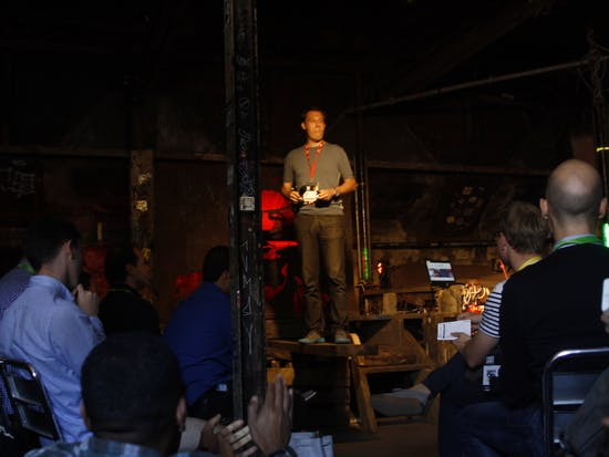 4 Weirdest Startups that Walked the Plank at Pirate Summit 2016