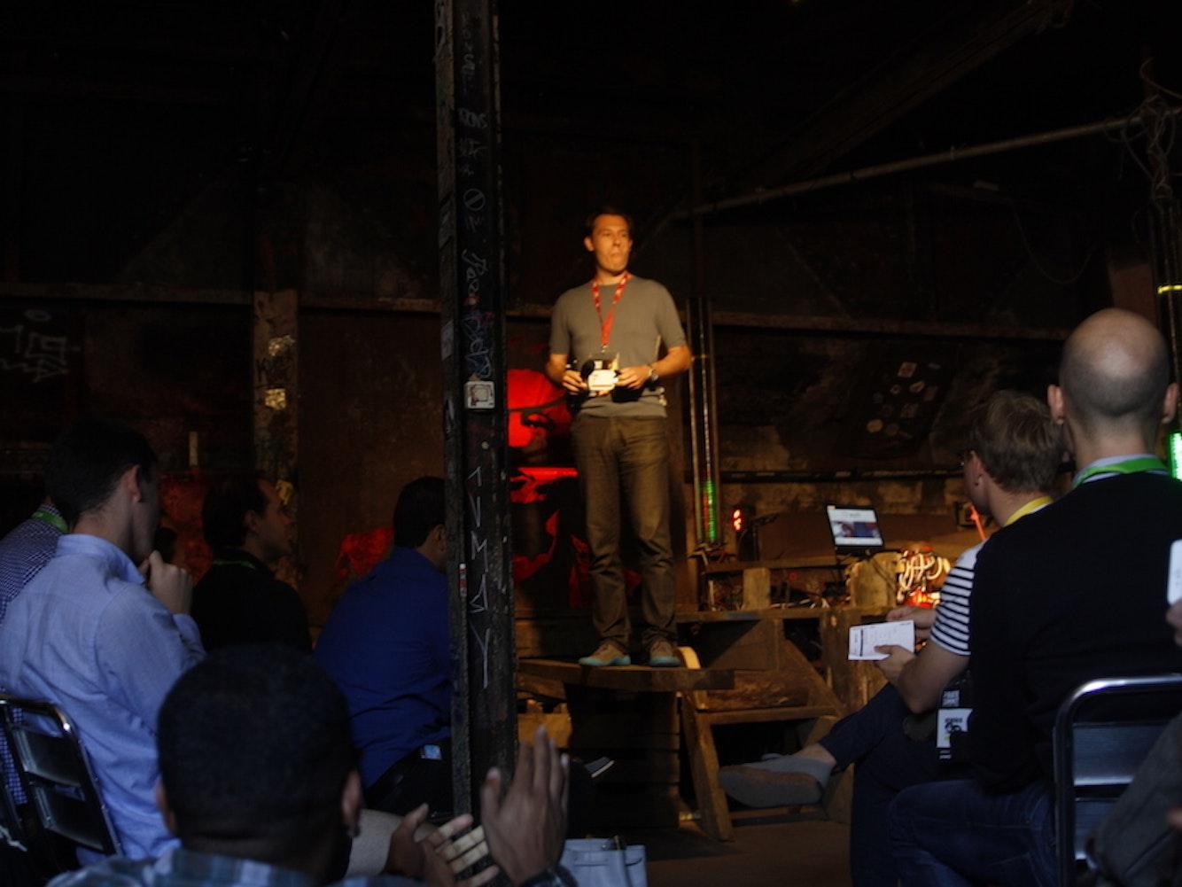 4 Weirdest Startups that Walked the Plank at Pirate Summit 2016