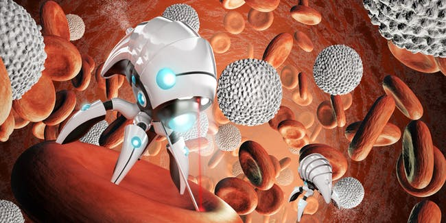 nanomachine 3d printing