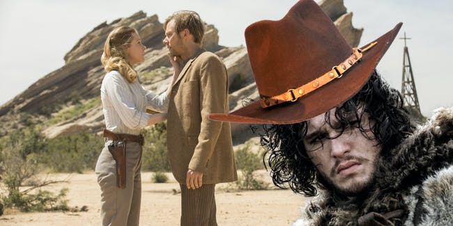 A New 'Game of Thrones' theory suggests that it's actually Westworld