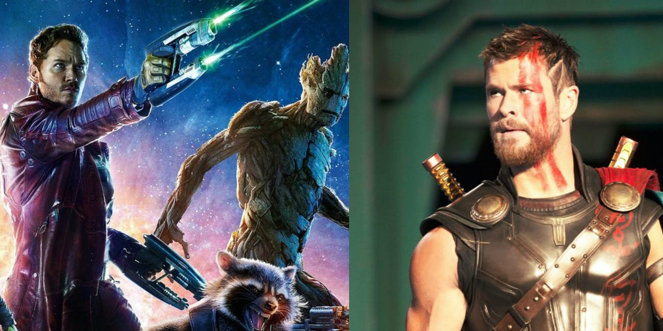 Possible Connection Between Thor and Guardians