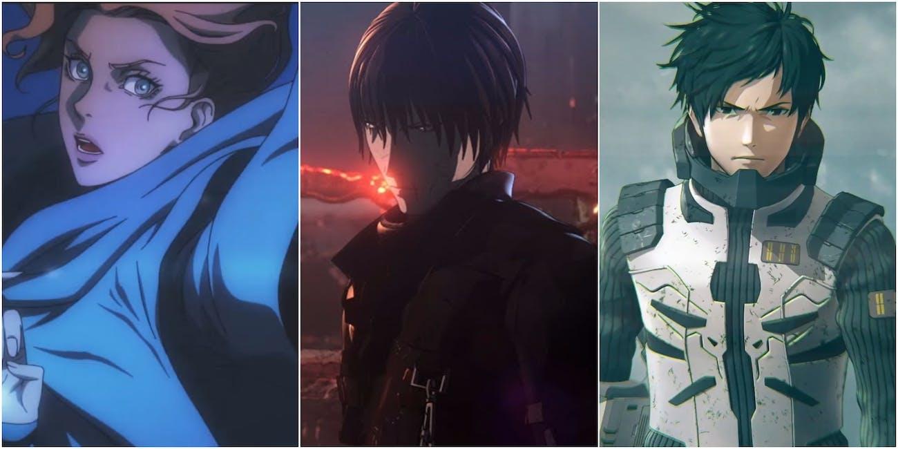 Anime on Netflix