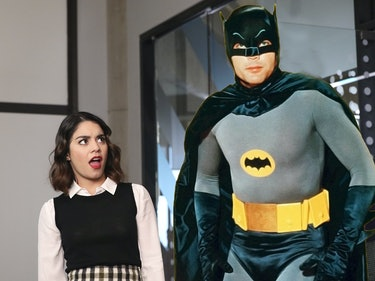 The OG Batman, Adam West, is Going to Appear on 'Powerless'