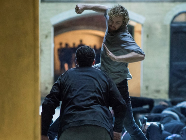 Iron Fist from Marvel and Netflix