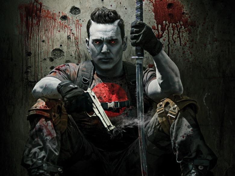 Ex-Green Ranger Jason Frank Becomes Valiant's Bloodshot