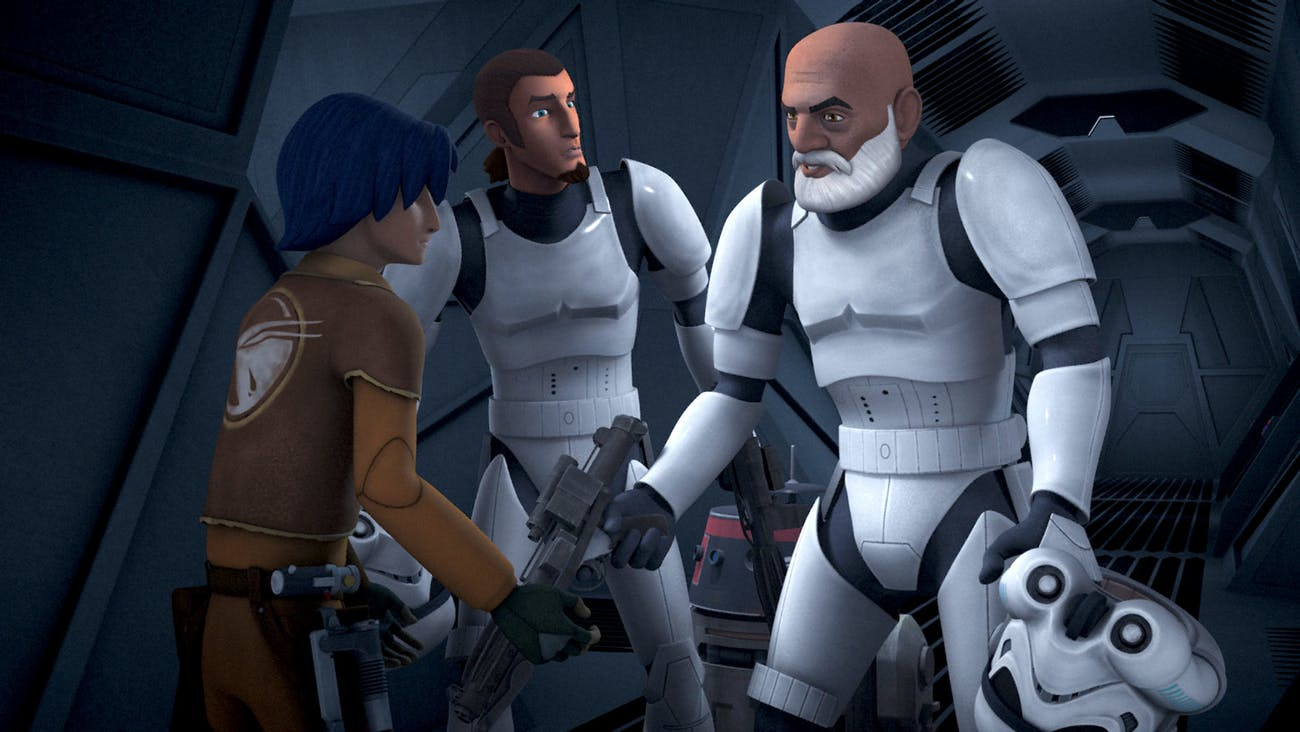 6 More Characters from the 'Star Wars' Cartoons Who Should