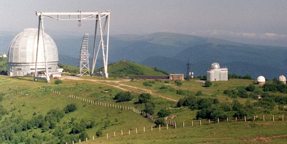 Special Astrophysical Observatory of Russian Academy of Sciences