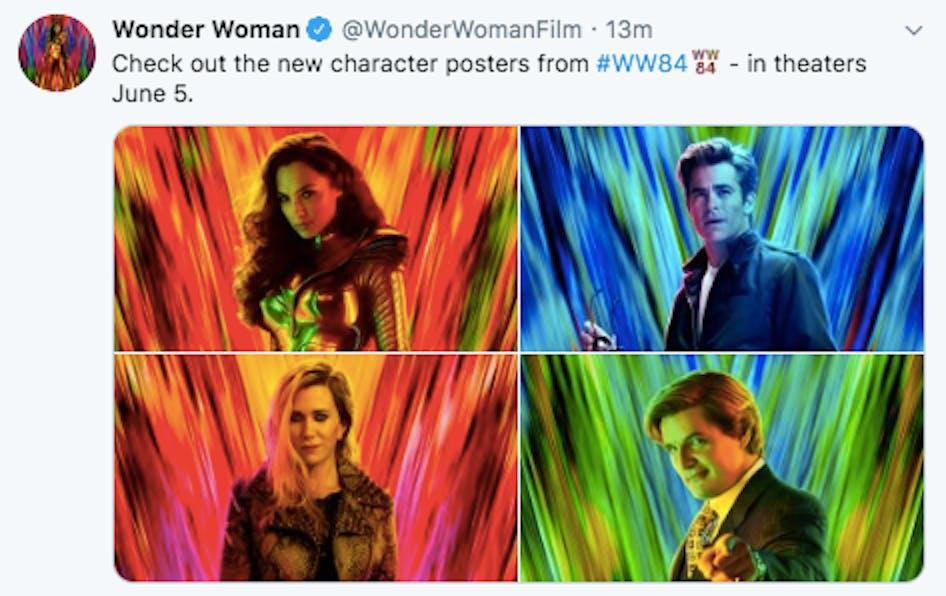 wonder woman 1984 trailer breakdown