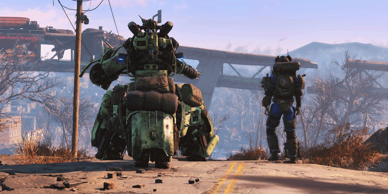 Surprising Fallout 4S Dlc Automatron Is Worth The Cost With Some Caraccident5 Cool Chair Designs And Ideas Caraccident5Info