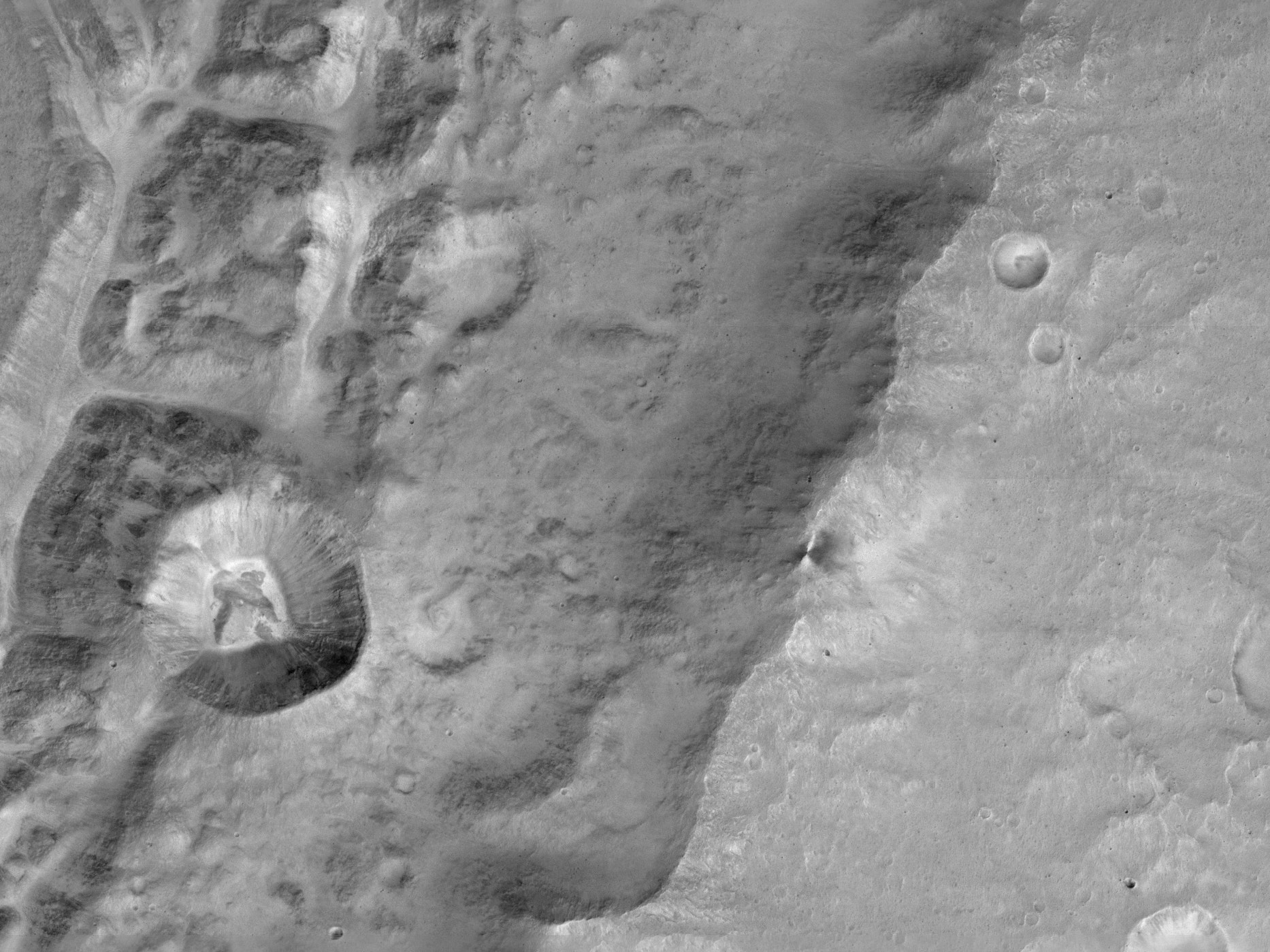 The ExoMars Orbiter's First Images of Mars Are Stunning