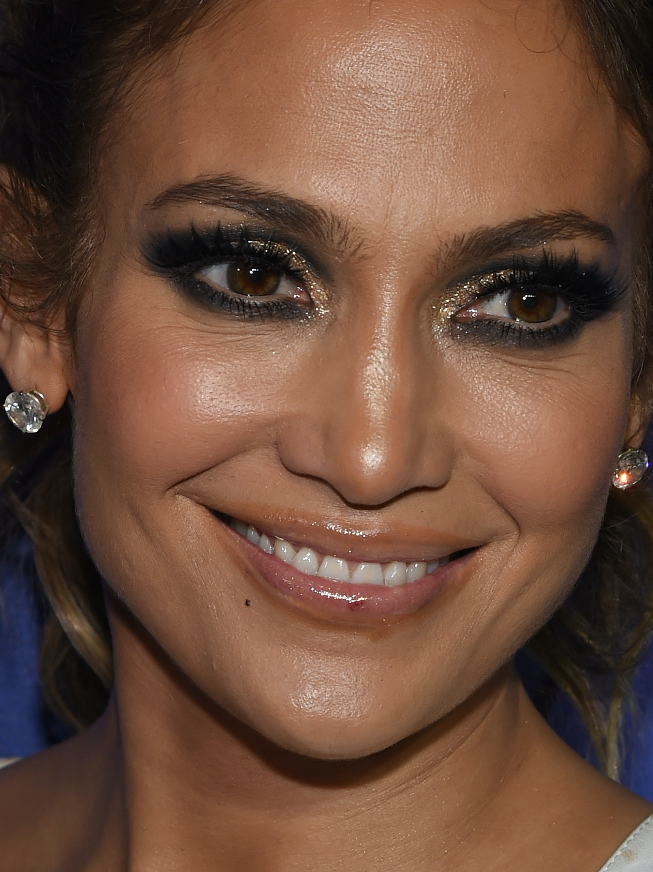 LAS VEGAS, NV - JANUARY 21:  Singer/actress Jennifer Lopez attends the after party for her residency 'JENNIFER LOPEZ: ALL I HAVE' and the grand opening of Mr. Chow at Caesars Palace on January 21, 2016 in Las Vegas, Nevada.  (Photo by Ethan Miller/Getty Images)