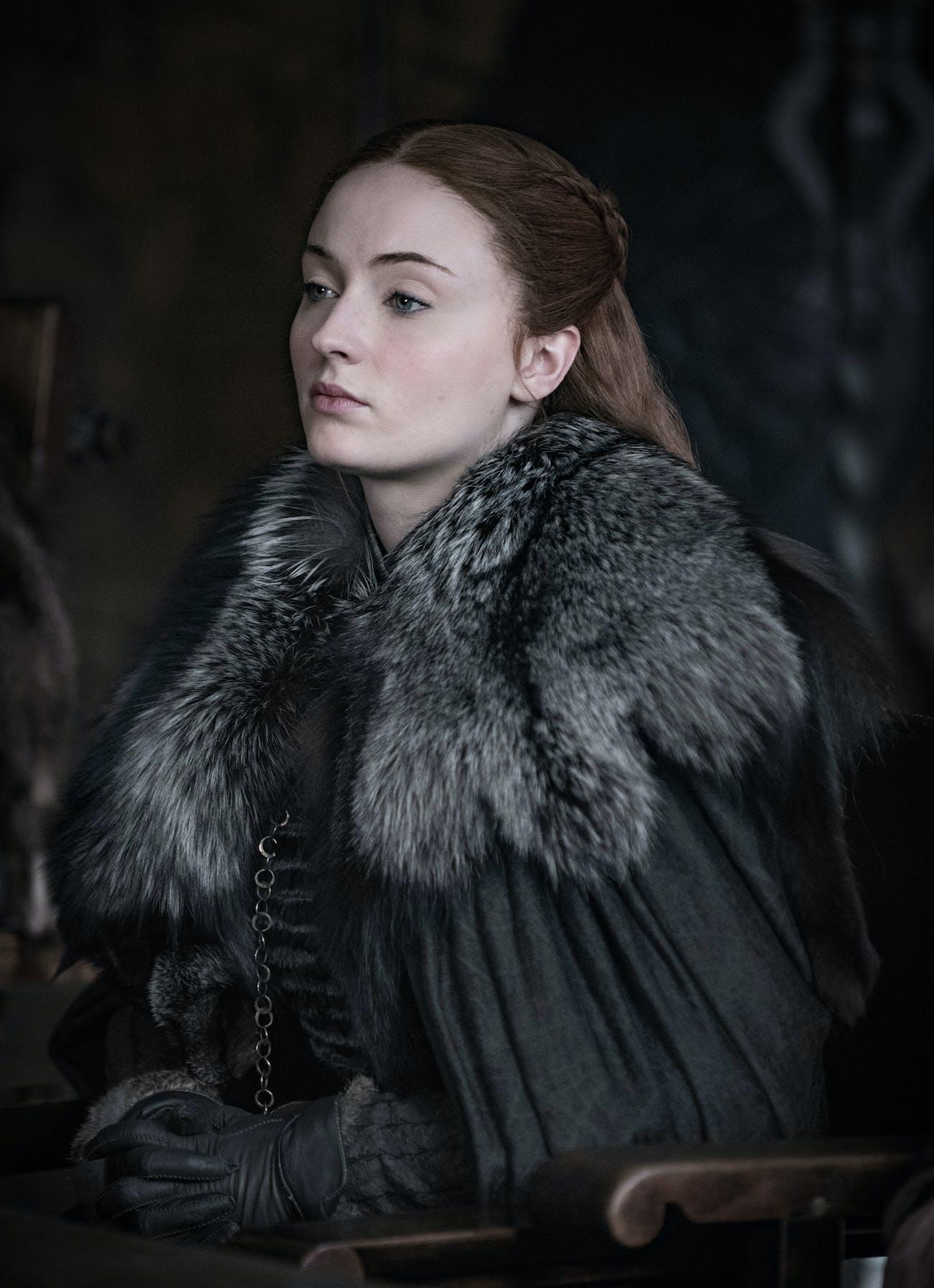Game of Thrones Sophie Turner