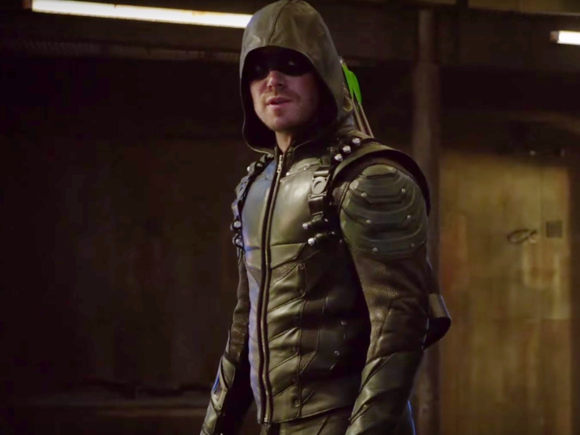 Team Arrow, And 5 Other Reveals in 'Arrow' Season 5 Trailer