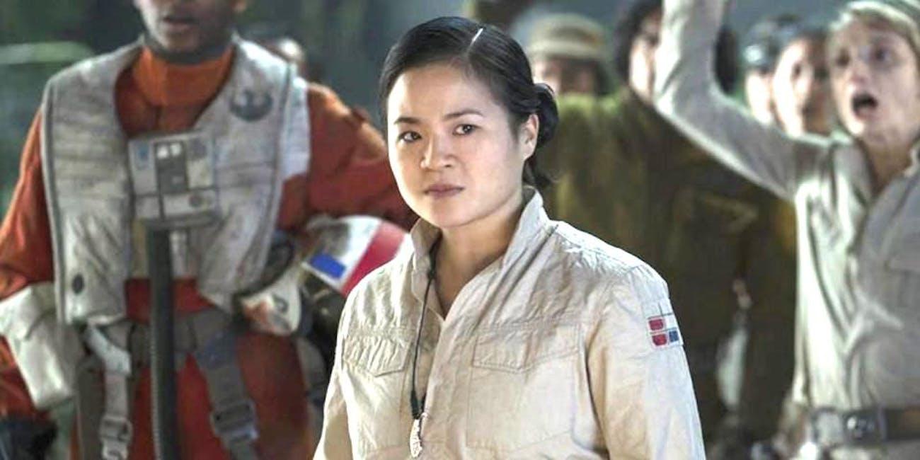 next star wars movie rose tico spinoff