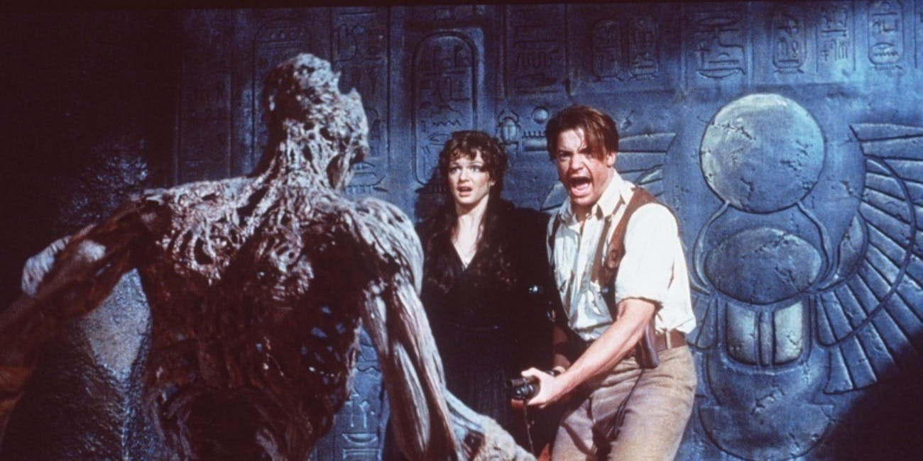 Why Tom Cruise Can T Match Brendan Fraser In The New Mummy