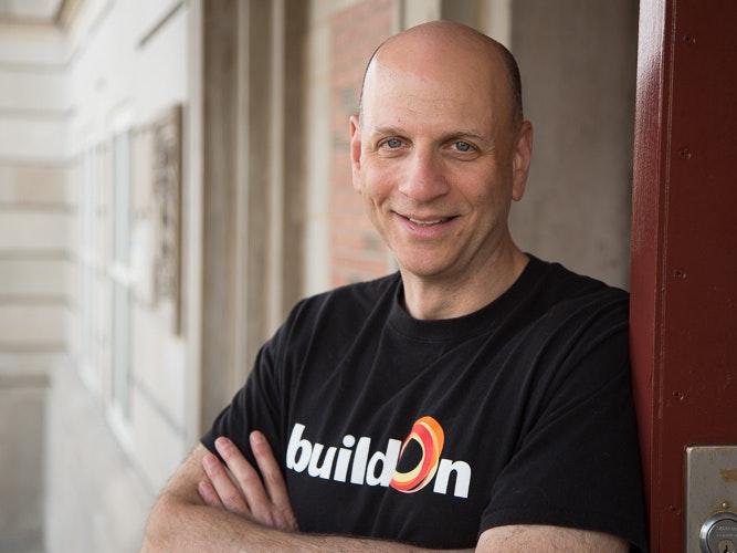 Marc Friedman, Chief Operating Officer of buildOn   JOB HACKS