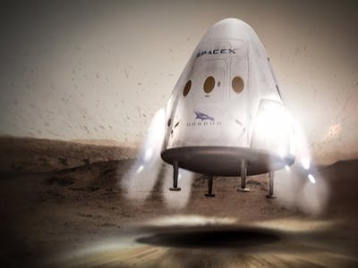 """Elon Musk Says SpaceX Will to Go to Mars """"as Soon as 2018"""""""