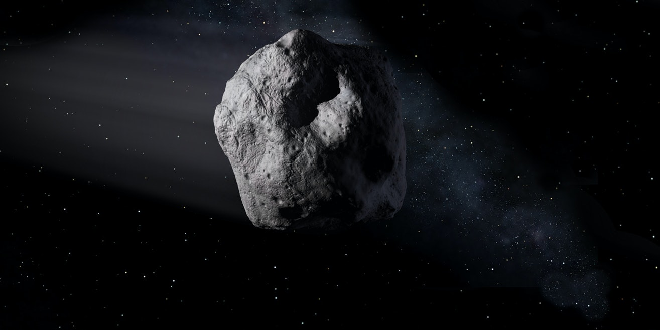 NASA and FEMA are Preparing to Fend Off Asteroids