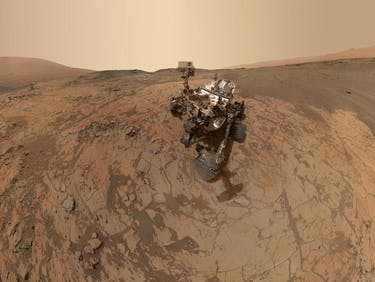 Life Could Have Come From Mars, Rover Engineer Tells '60 Minutes'