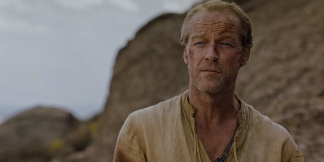 Jorah in 'Game of Thrones'