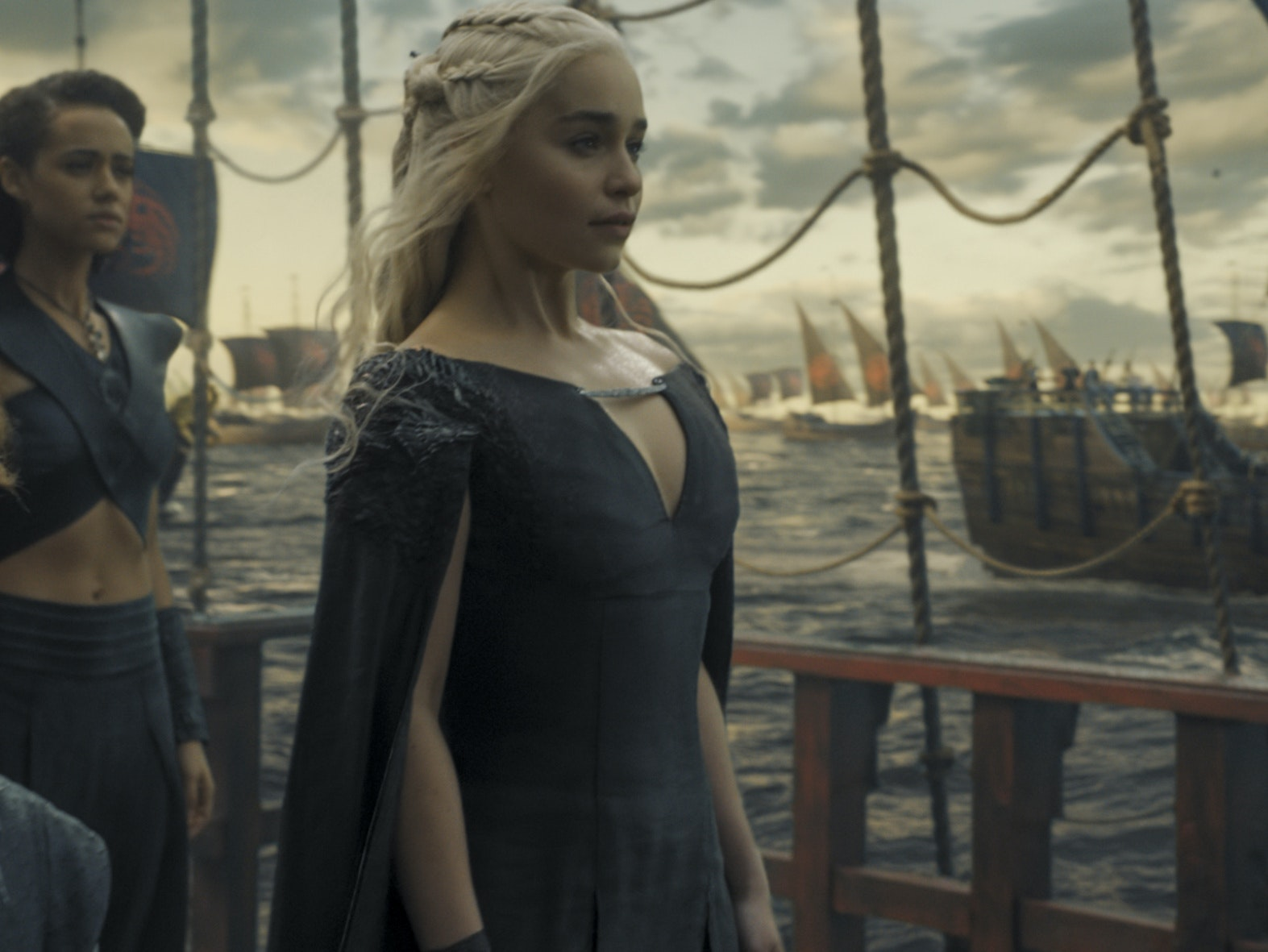 Jon and Daenerys Will Fight or Hook Up in 'GoT' Season 7