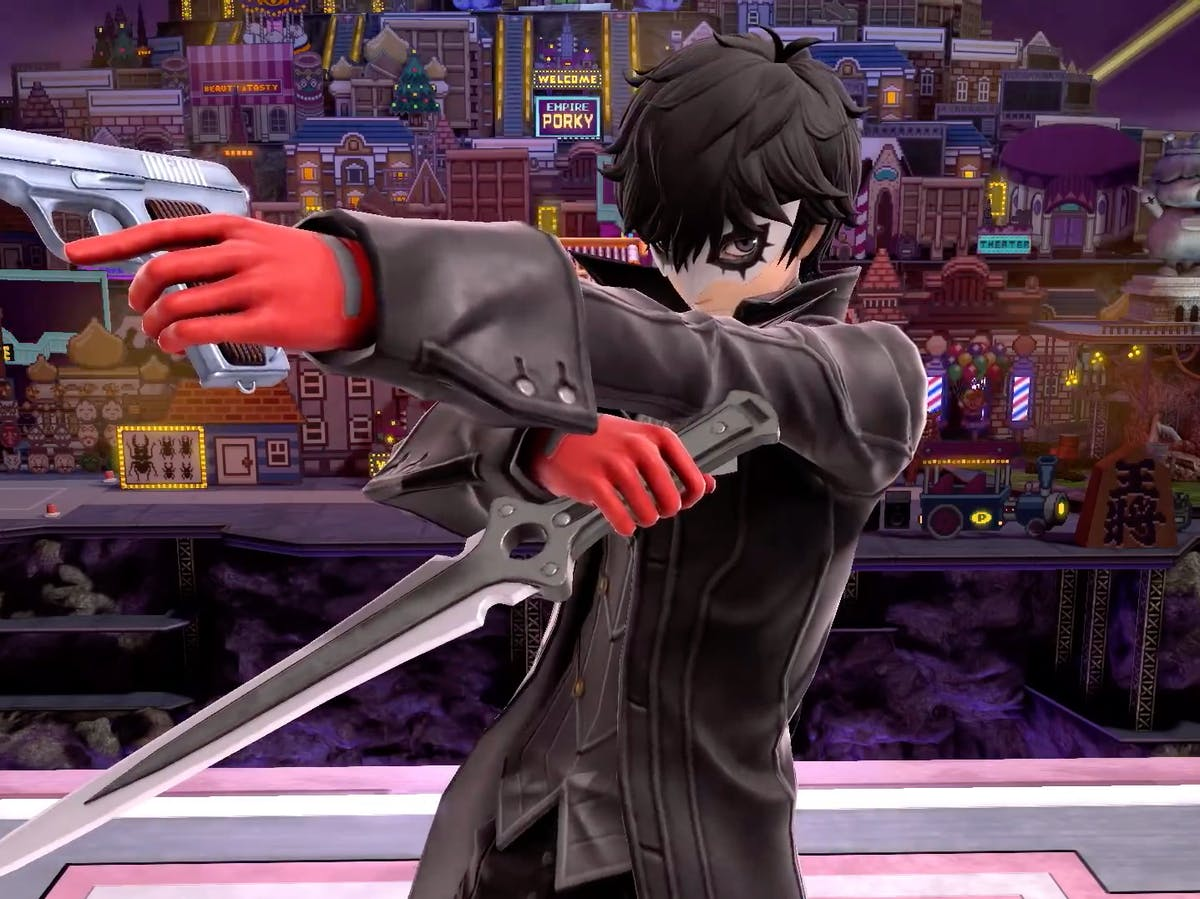 Smash' 3 0 Joker Release Time: When Is the DLC Update Coming to