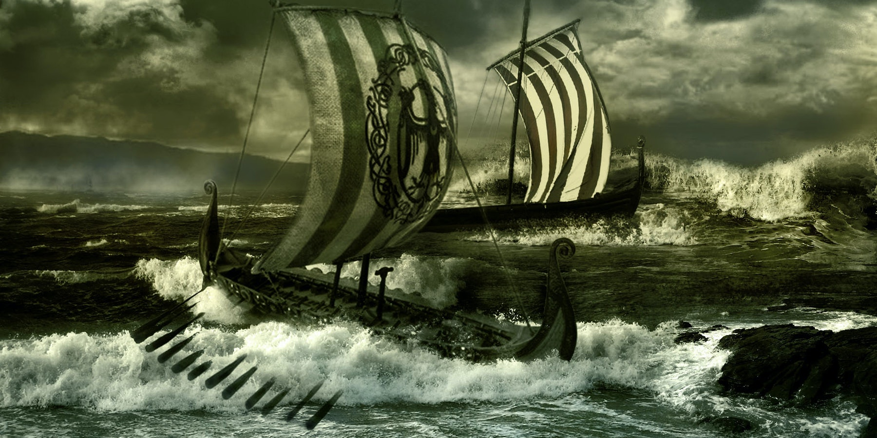 Ancient Vikings Used Crystals to Navigate in a Surprisingly Legitimate Way