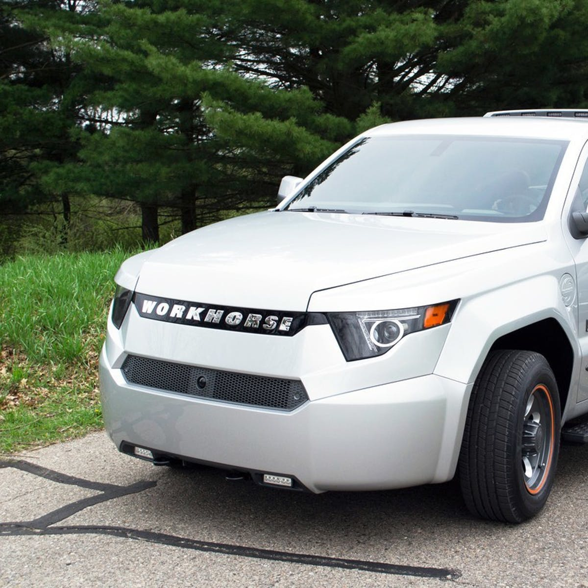 8 Photos of This Tesla Pickup Truck Competitor | Inverse