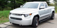 8 Photos of a New Electric Pickup Truck that Will Challenge Tesla