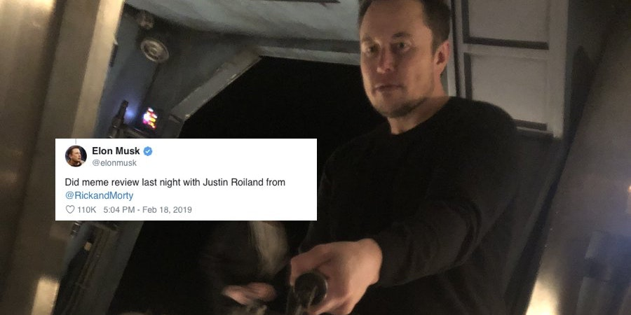 We Can't Stop the Insane Elon Musk, PewDiePie, and Justin Roiland Crossover