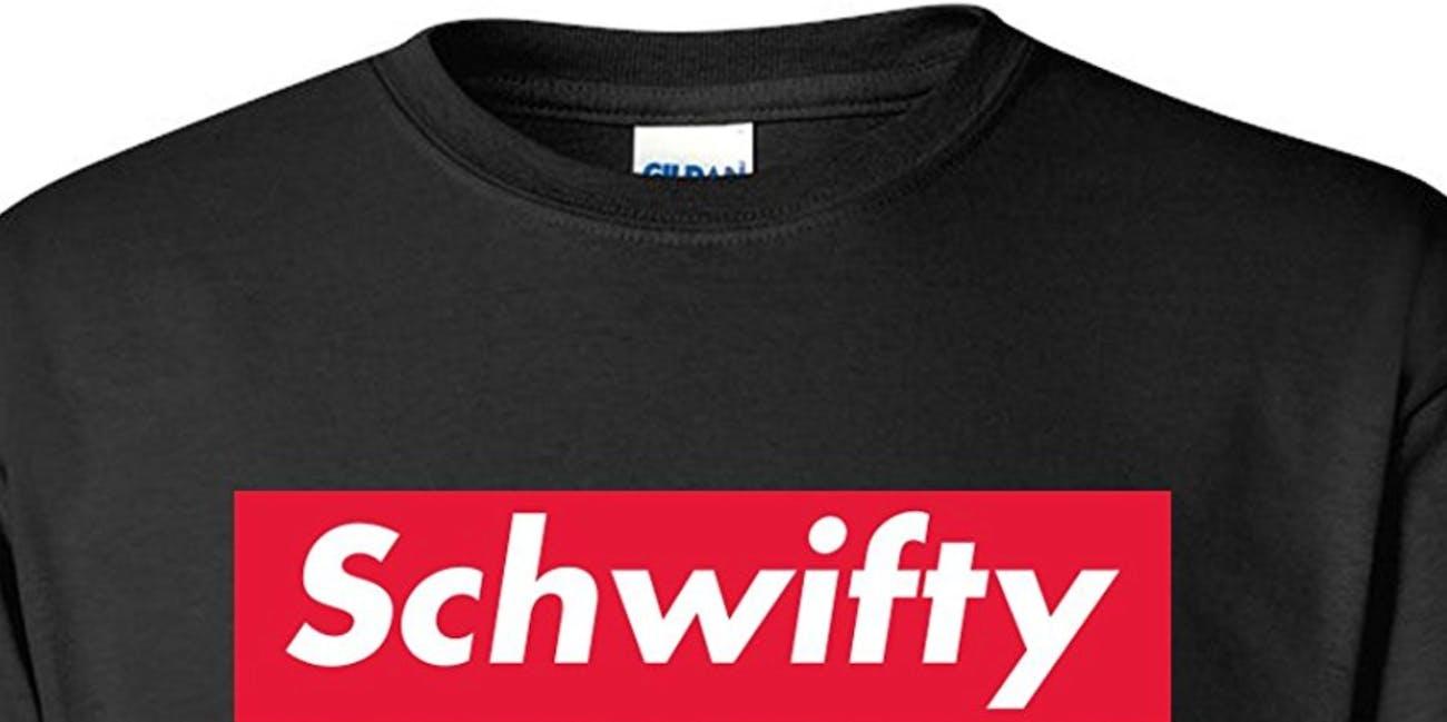 schwifty shirt