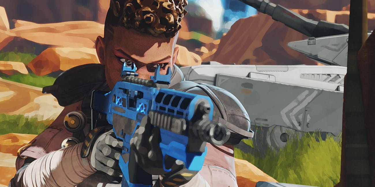 Apex Legends' Update Adds a Hilarious New Way to Punish