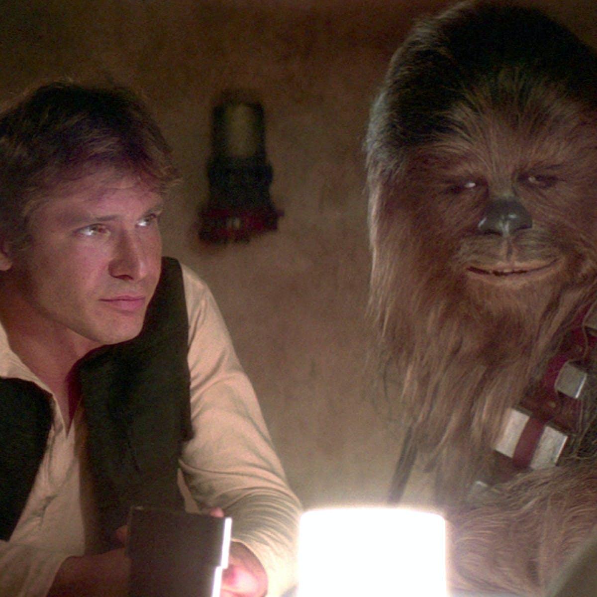 'Star Wars' book leak says Han traded Luke's Yavin medal for booze money