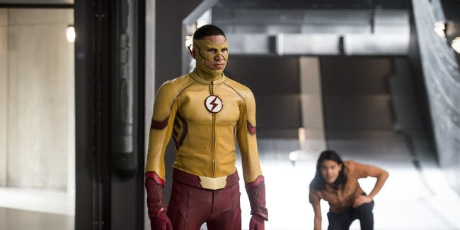 Kid Flash Legends of Tomorrow