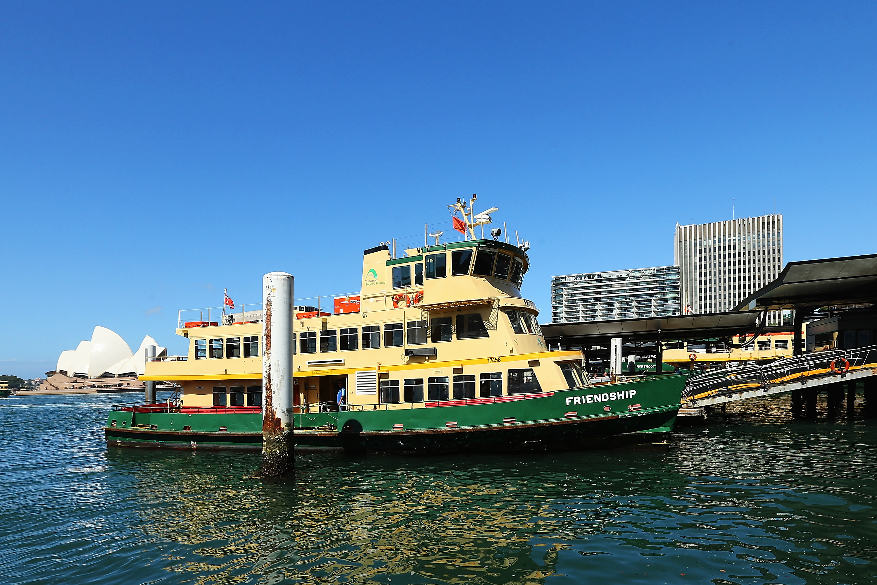 Sydney just voted to name its new ferry after a meme inverse sciox Images