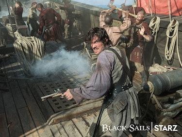 Video Interview: Toby Schmitz Talks 'Black Sails' Season 4