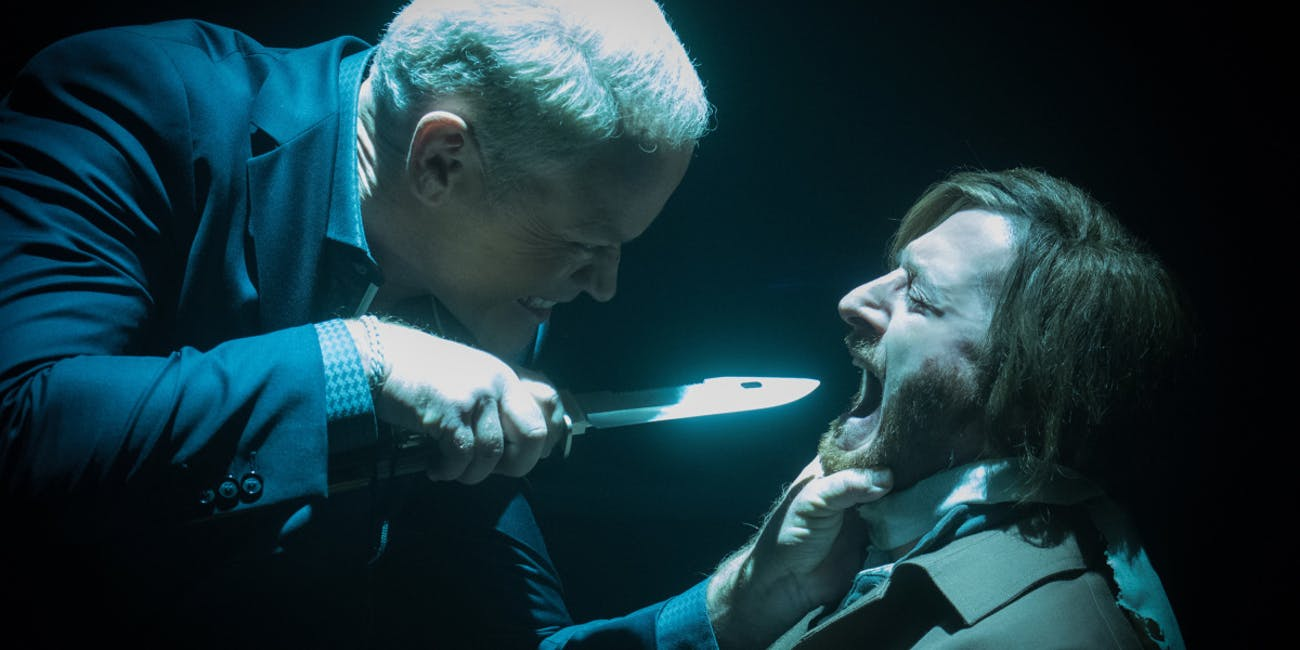 Legends of Tomorrow Damien Darhk Rip Hunter