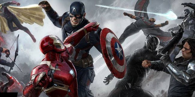 Wheres Spider Man In These New Captain America Civil War Posters