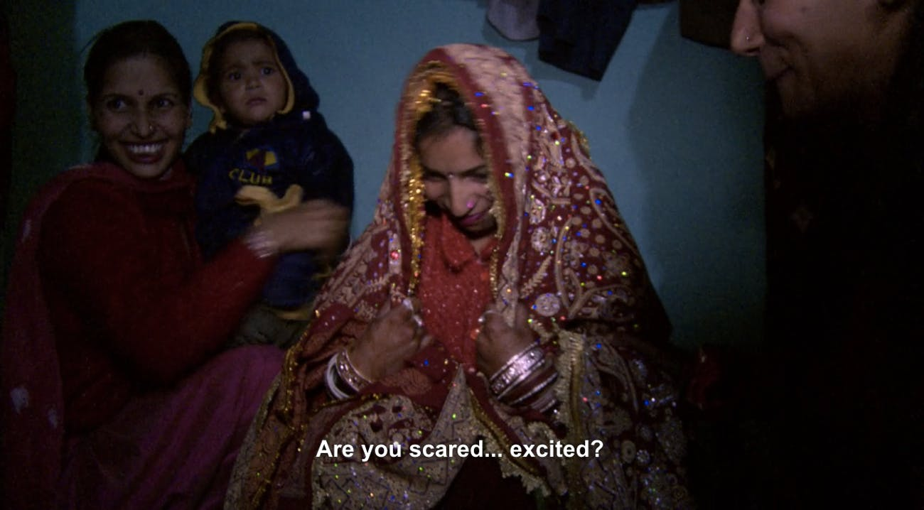 arranged marriage documentary netflix