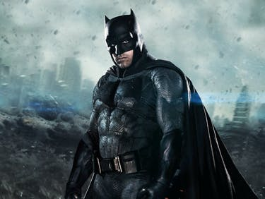 Ben Affleck Quotes Batman Meme, Comforts Worried DCU Fans