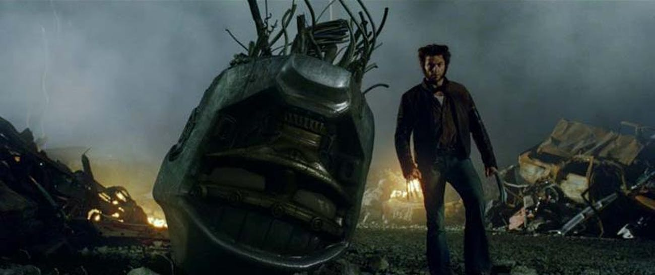 They're very different from the giant Sentinels we've seen Wolverine rip apart in most X-Men shows and movies.