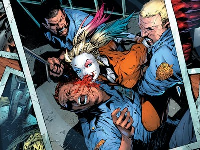 Critics Hate 'Suicide Squad', But DC's Rebirth Comic Soars