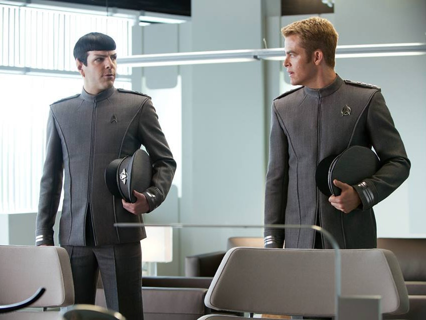 Why the Interspecies Relationships in 'Star Trek' are Important