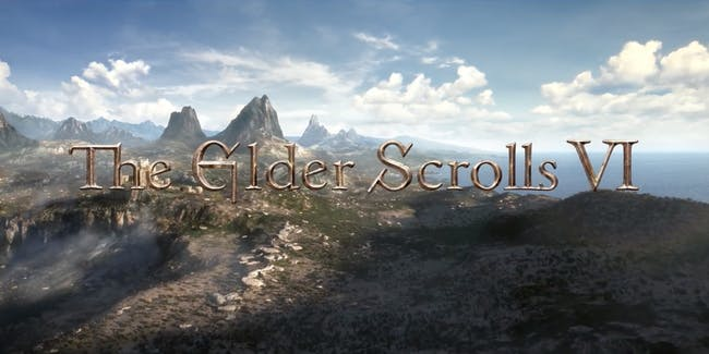 Elder Scrolls Vi teaser