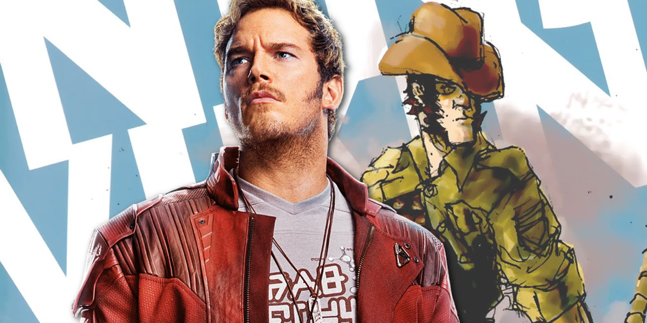 Cowboy Ninja Viking Chris Pratt