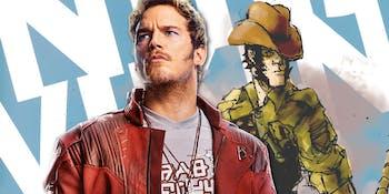 Cowboy Ninja Viking Chris Pratt