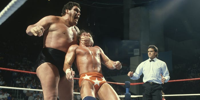 Andre the Giant Documentary HBO