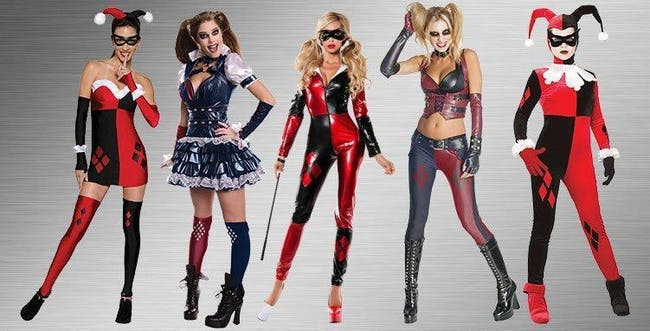 Harley Quinn was already a popular women's Halloween costume before 'Suicide Squad' debuted Margot Robbie's neon, pigtailed version.